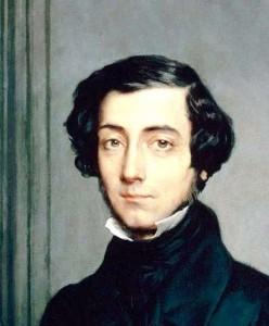 Gemälde von Alexis de Tocqueville durch Théodore Chassériau