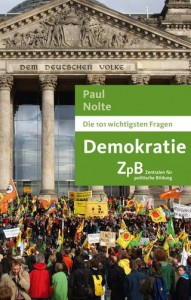 Cover DIE 101 WICHTIGSTEN FRAGEN: DEMOKRATIE