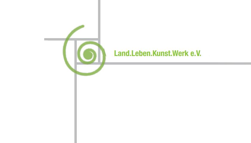 Logo Land.Leben.Kunst.Werk e.V.