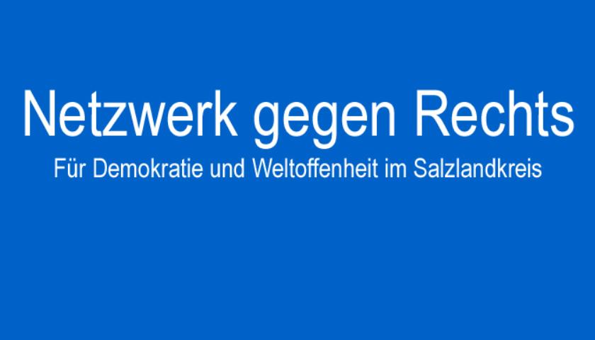 Netzwerk gegen Rechts für Demokratie und Weltoffenheit im Salzlandkreis