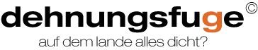 """Logo """"Dehnungsfuge"""""""