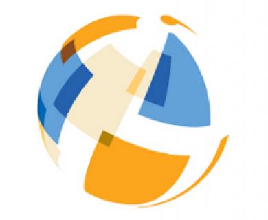 Logo Weltkugel